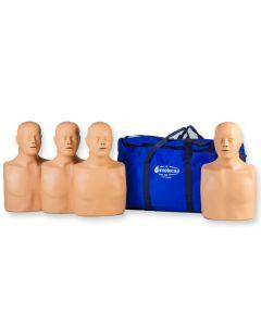 4 MANICHINI CPR PRACTI-MAN ADVANCE