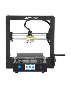 ANYCUBIC Mega S, Stampante 3d Professionali Piastra di costruzione riscaldata UltraBase + Estrusore Kit, dimensioni di stampa 210 x 210 x 205mm