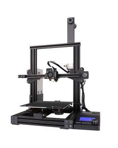 ANYCUBIC Stampante 3D Mega Zero 2.0, Alimentatore certificato UL + Riprendi stampa Supporto filamento PLA da 1,75 mm, dimensioni di stampa 220 x 220 x 250 mm