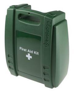 Kit di primo soccorso A muro RS PRO per 10 persone, 215mm x 270 mm Codice RS: