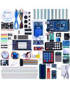 ELEGOO MEGA R3 Lo Starter Kit più Completo con Tutorial Italiano Compatibile con i Progetti IDE di Arduino
