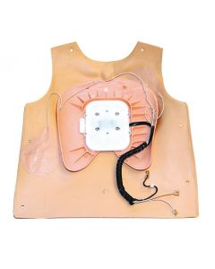 Chest skin AED RA SR