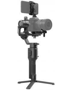DJI Ronin-SC Stabilizzatore Professionale Portatile a 3 Assi, per Fotocamera Mirrorless, Leggero, Compatto, fino a 2 kg di Peso, Compatibile con Nikon, Canon, Panasonic, Fujifilm