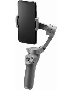 DJI Osmo Mobile 3 Stabilizzatore Gimbal a 3 Assi, Compatibile con iPhone e Smartphone Android, Design Leggero e Portatile, Riprese Stabili, Controllo Smart