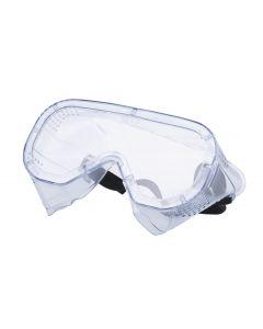 Occhiali di sicurezza, anti appannamento JSP, in Policarbonato (PC), , ventilati